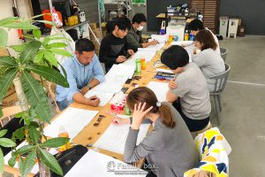 ファミリーボックス・ユートピア設計のブログ-現場講習会