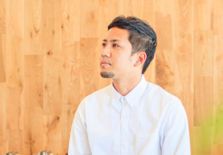 代表取締役社長 玉城 永太郎(たまき えいたろう)