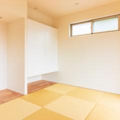 ファミリーボックス・ユートピア設計のデザイン事例-和室