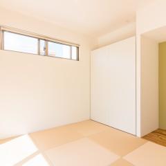 ファミリーボックス・ユートピア設計が建てた30坪台の施工事例-和室