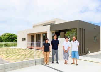 信頼できる設計士さんとの出会いで素敵な家を建てることが出来ました。