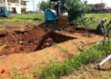 ~土工事開始~  これから工事が開始していきます!