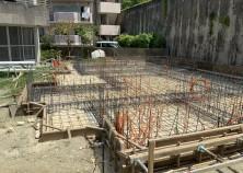 基礎配筋・配管まで完了しています‼ いよいよ基礎コンクリート打設です(^^)/