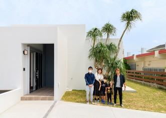 家族が楽しく過ごせる理想の家を建てることができました。