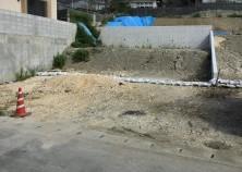 那覇市首里にて、NH邸が着工致します! こちらはRC造2階建てになります。 現状から完成後どうなるか楽しみです(^^)/