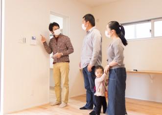 子供の成長を家族で見守る素敵な家を建てる事ができました。