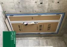 玄関扉・サッシの取付けが完了しました! いよいよ造作工事の突入です(^^)/