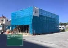 1階躯体の型枠・鉄筋工事が完了しました! これから電気・設備の配管と打設前の検査を受けてコンクリート打設です(^^)/