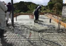 基礎コンクリート打設開始致します!