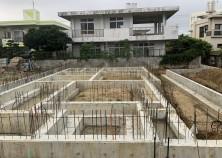 基礎打設後の型枠 解体まで完了  埋戻→土間打設と続きます!