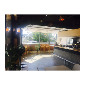 AIEN coffee and hostel店内