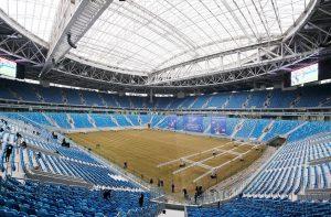 サンクトペテルブルグスタジアム